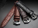 Cinghia del cinturino del cuoio genuino di alta qualità della fabbrica (DC-1013)