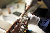 Guitarra superior sólida superior de Hotselling
