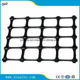 Polipropilene biassiale di plastica (pp) Geogrid per il muro di sostegno/pendio ripido