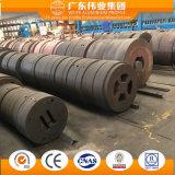 profil en aluminium d'extrusion testé par 6063-T5 pour les produits industriels