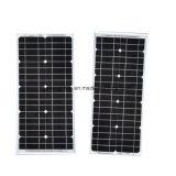 30W 중국 고능률 주거를 위한 Monocrystalline PV 태양 모듈