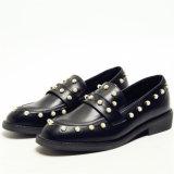 Новая конструкция полукруглой Pearl Леди обувь