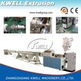 Machine en plastique de production d'extrusion de pipe du PE certifiée par ce PPR