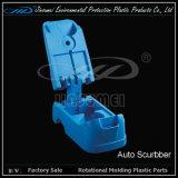 Matériau de moulage par rotation Scrubber PE Les pièces en plastique pour Machine Clening