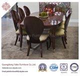 Antique Hotel Mobiliário para sala de jantar com conjunto de móveis (YB-B-34)