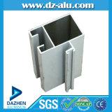 Taille personnalisée par profil en aluminium pour le GV d'OIN normal Qualicoat de l'Europe du marché de l'Afrique de porte de guichet