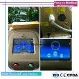 ND YAG Laser 755 Nm 1064 Nm 532 Nm Picosecond Máquina de remoção de tatuagens