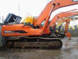 Usa Doosan Dh300LC-7 de la excavadora sobre orugas Doosan excavadoras 30 ton.