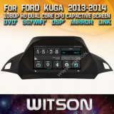 포드 Kuga 2013 2014년을%s Witson Windows Radio Stereo DVD Player