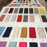 tessuto del tessuto di seta naturale del poliestere di 75D 240t per le coperture o il rivestimento dell'indumento