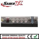 "18 "" Tir LEDのパトカーのトラフィックのための小型ライトバーの最もよい供給"