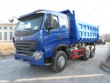 Sinotruk HOWO marca A7 6X4 HP 336/371Dumper/Camión volquete