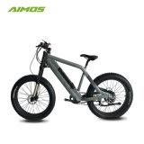 Aimosの工場中間駆動機構モーターを搭載する安い価格の新しいモデルの脂肪質のタイヤの電気バイク