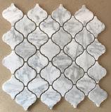 Migliori mattonelle di mosaico di pietra naturali di vendita della lanterna di Backsplash del mosaico per la cucina