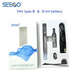 공장 가격을%s 가진 Seego Vhit 유형 B 왁스 또는 두꺼운 기름 Cig