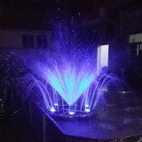 Fontana dell'acciaio inossidabile della fontana di musica della decorazione del giardino di Fenlin piccola