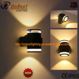 Neues Ankunft LED helles 2X10W PFEILER LED im Freienlicht in IP65