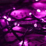 12mm/DC5V RGB Pixel-Licht-Zeichenkette-Schild Farben-Digital-adressierbares LED