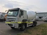 Sinotruk HOWO 6X4 Euro2 12 CBMの具体的なミキサーのトラック