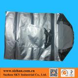 Anhaftender Aluminiumfolie-Beutel für Verpackungpotting-dichtungsmasse