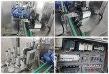 Máquina automática adhesiva del aplicador de la escritura de la etiqueta del derretimiento caliente de alta velocidad