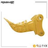 Ripper cambiable con dientes de desgarrador de la excavadora 20t fabricado en China