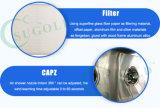 L'air pour salle blanche en acier inoxydable douche (FLB-1B)