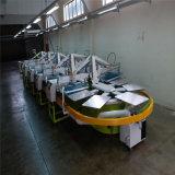 8つのカラー高密度印刷のための楕円形スクリーンプリンター