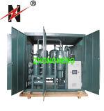 Hohes Vakuumöl-Filtration-Maschine, Transformator-Öl-Reinigungsapparat mit ISO