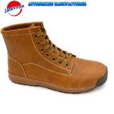 Типов ботинок вскользь ботинок людей Fw18 конструкция PU классицистических новая