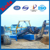 Дешевая конструкция земснаряда всасывания резца в Китае