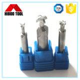 中国Hibooの高精度T-スロット炭化物ツールの製粉カッター