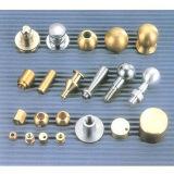 Hohe Präzision CNC zerteilt Metallschrauben-maschinell bearbeitenbauteil-maschinell bearbeitenteile