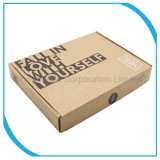 Le thé de l'impression Boîte en carton ondulé/dossier papier Emballage cadeau