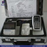 Alcoholímetro portátil profesional de alta precisión para la Policía (EN8800)