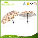 3 겹 21inch UV 보호 우산 공급자