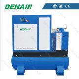Охлаждение на воздухе высокого качества совместило компрессор винта с поясом/направляет после того как оно управило