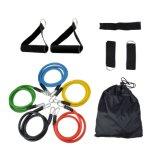 11 In1 ABS van Pilates van de Yoga van de Weerstand de Vastgestelde Banden van de Training van de Buis van de Geschiktheid van de Oefening van het Latex