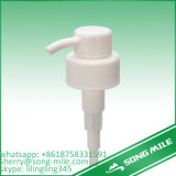 De witte Pomp van de Lotion voor Navulbare Fles BPA van de Samendrukking van de Cilinder van het Huisdier van 8 Oz de Lege
