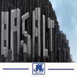 Pavimentadora de basalto natural / pavimentadora de granito para el proyecto del paisaje al aire libre