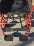 Sillón de ruedas plegable de acero con el certificado del Ce