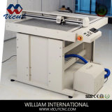 Caixa de corte de papel plana Amarrote máquina de corte