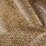 Meilleure vente de l'abrasion PU de meubles en cuir synthétique résistant