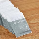 5g fertigen Ausgabe-essbare Salz-Gewürz-Marken kundenspezifisch an