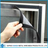 Schermo durevole ritrattabile personalizzato della mosca della maglia della rete di zanzara per la finestra ed il portello
