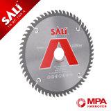 Saliは切断アルミニウムについては110mmから400mm Tct鋸歯を