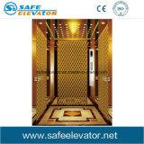 Gravure de titane maison luxueuse ascenseur