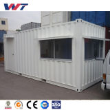Портативная модульная дом контейнера для офиса и Accommation