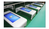 Étalage interactif de table basse d'écran LCD