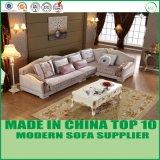 Sofá seccional del ocio de Chesterfield de los muebles modernos de la tela